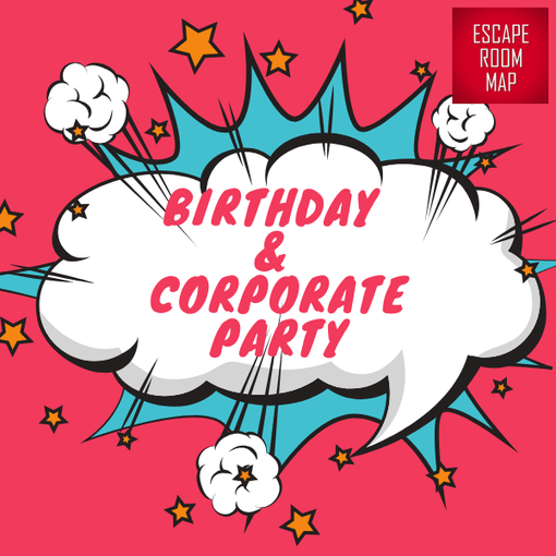 Corporate and Birthday party