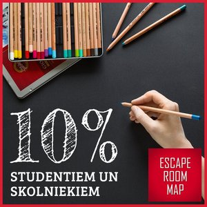 Real Quest. 10% discount for schoolars and students