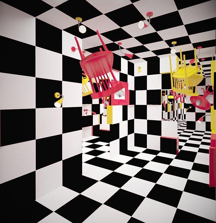 Alice In Wonderland Escape Room