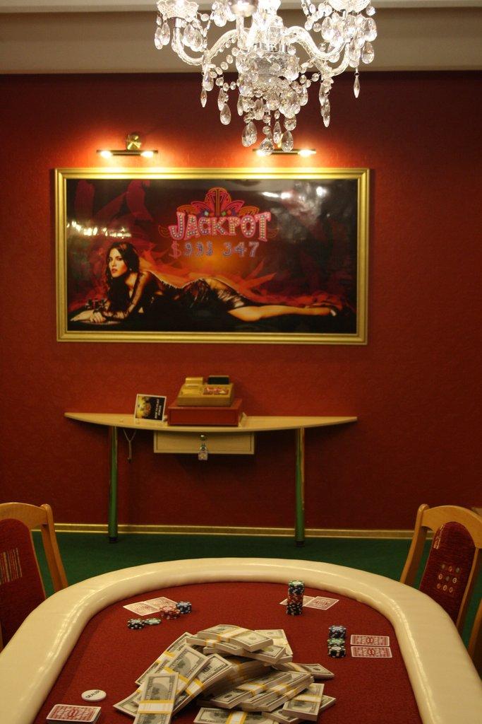 Escape Room Casino Lösung